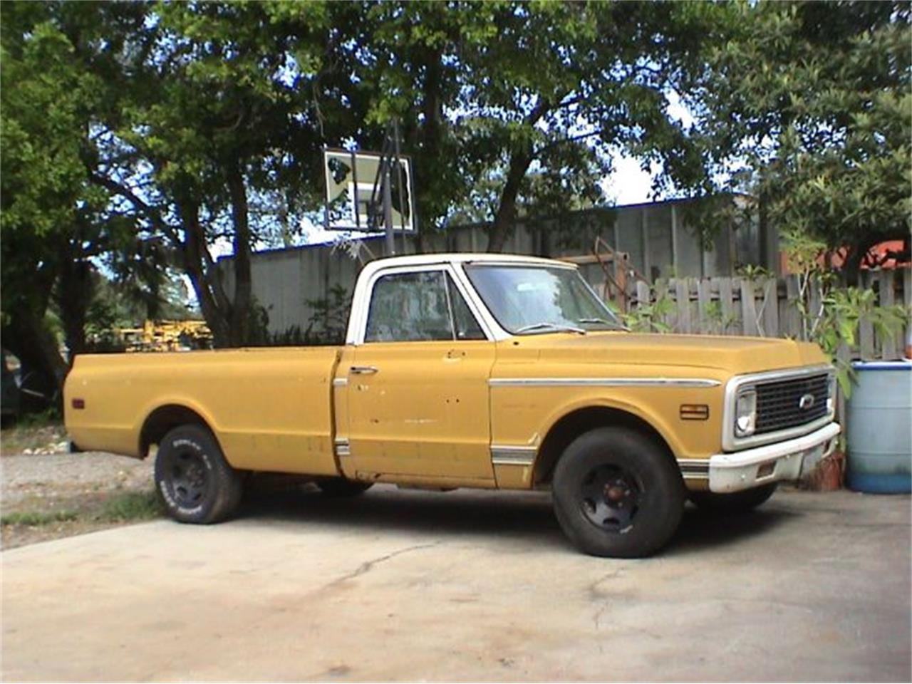 Large Picture of '71 Pickup - PG6F