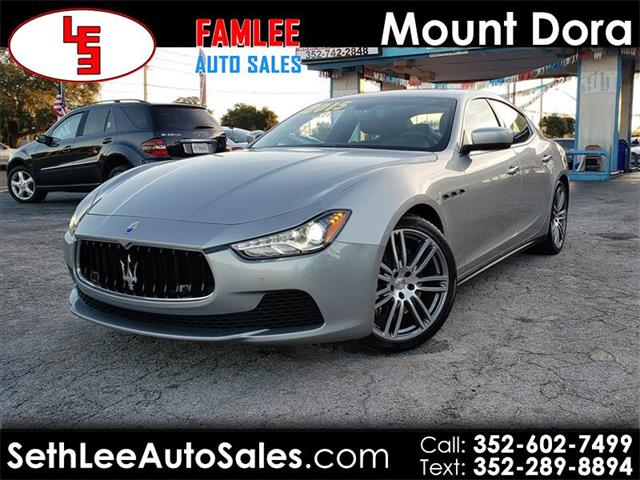 Picture of '15 Maserati Ghibli located in Florida - $35,555.00 Offered by  - PG70