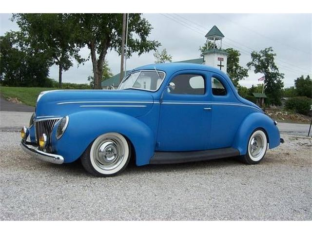 Picture of Classic 1939 Ford Deluxe located in Michigan - $45,895.00 - PG71