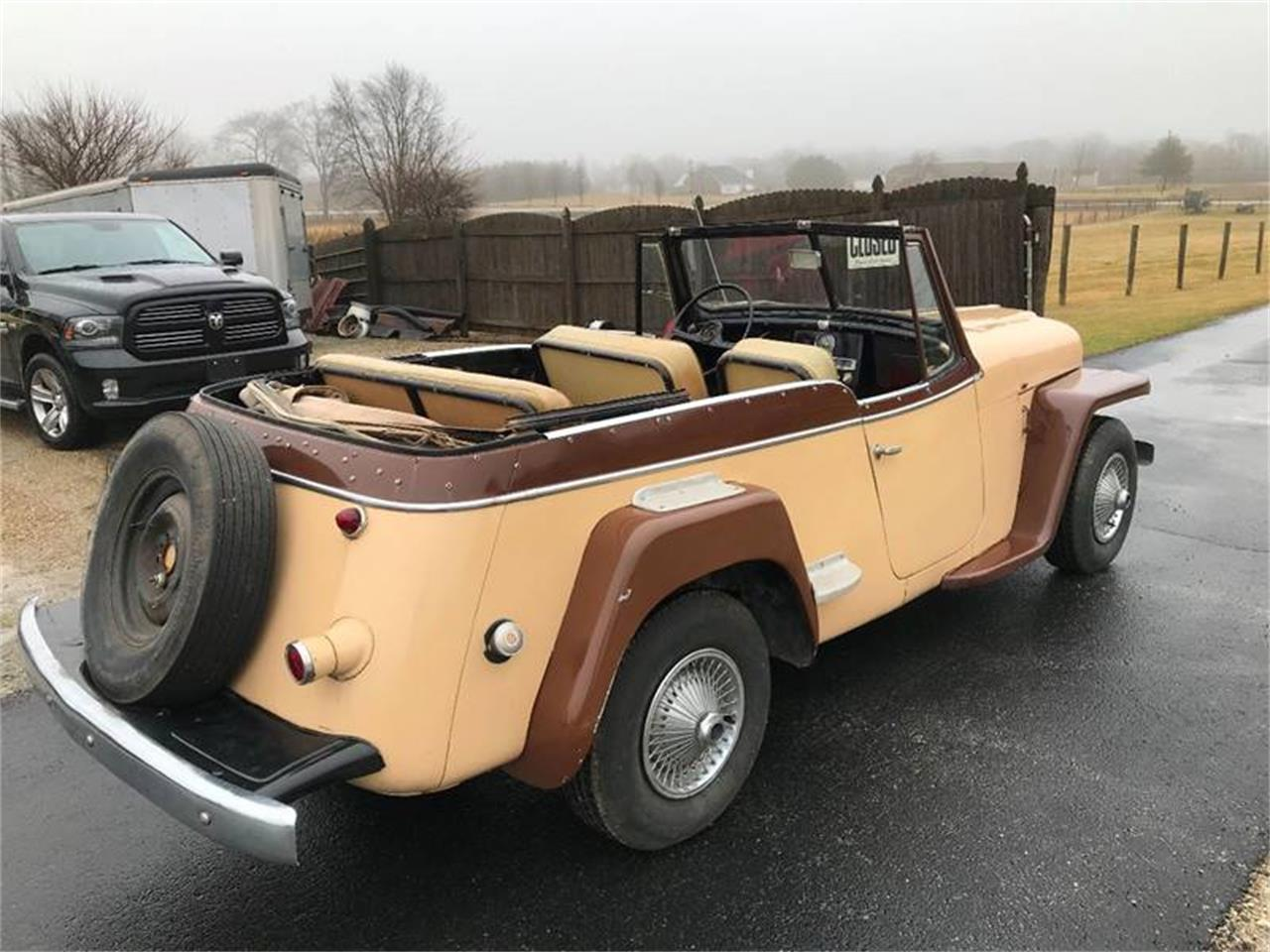 Large Picture of '50 Jeepster - PG72