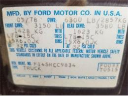 Picture of 1978 Ford F150 located in Cadillac Michigan - $7,995.00 Offered by Classic Car Deals - PG79