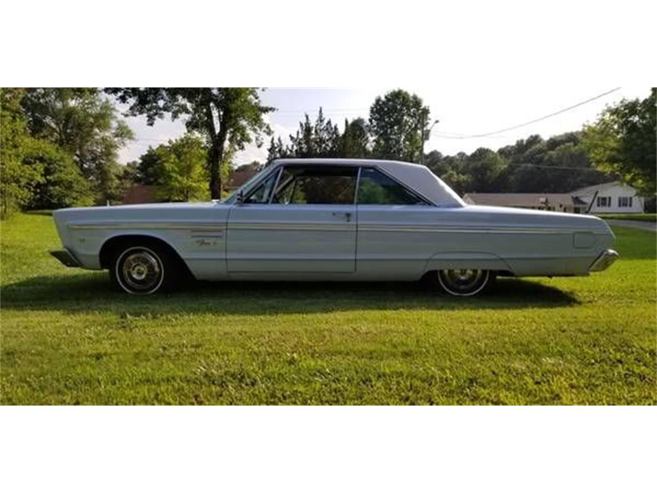 Large Picture of Classic 1965 Fury III located in Michigan - $15,495.00 - PG7B