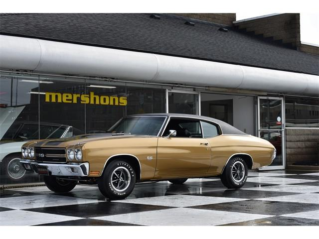 Picture of 1970 Chevrolet Chevelle SS located in Springfield Ohio - PG7O