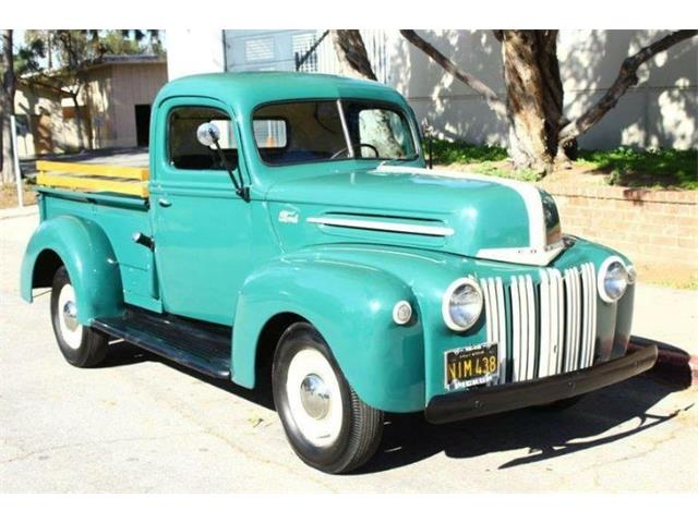 Picture of Classic 1946 Ford Pickup located in Cadillac Michigan - $28,795.00 - PG88