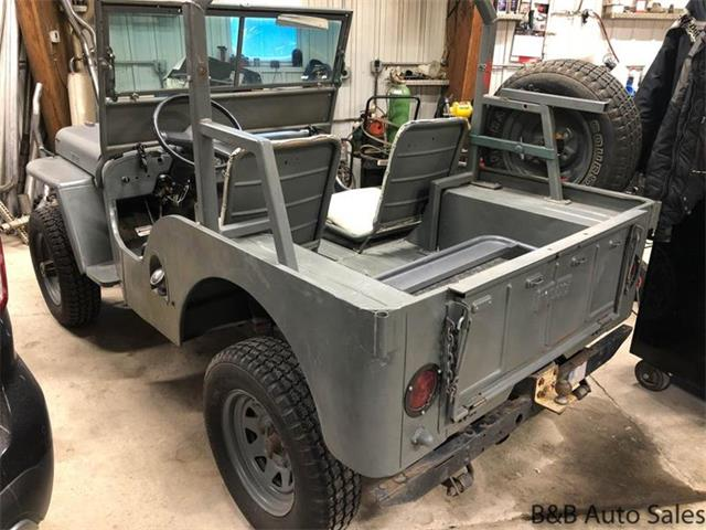 Picture of Classic '48 Willys Jeep located in Brookings South Dakota - $10,000.00 - PG8I