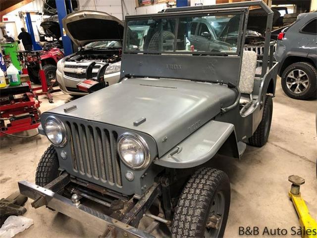 Picture of Classic 1948 Willys Jeep - $10,000.00 - PG8I