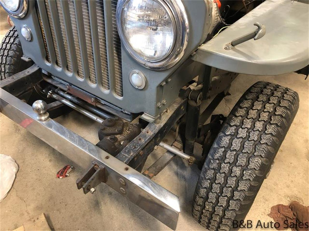 Large Picture of '48 Jeep - PG8I