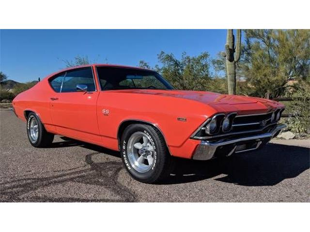 Picture of '69 Chevelle - PG8S