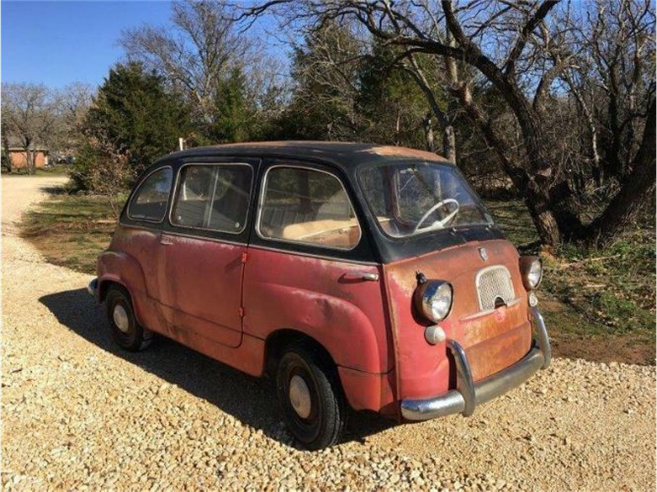 Large Picture of Classic 1961 Fiat 600 - $21,495.00 - PG8W