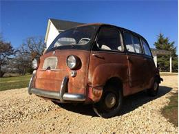 Picture of Classic 1961 Fiat 600 - PG8W