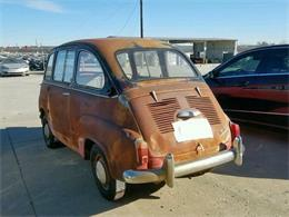 Picture of Classic 1961 Fiat 600 located in Cadillac Michigan - $21,495.00 Offered by Classic Car Deals - PG8W