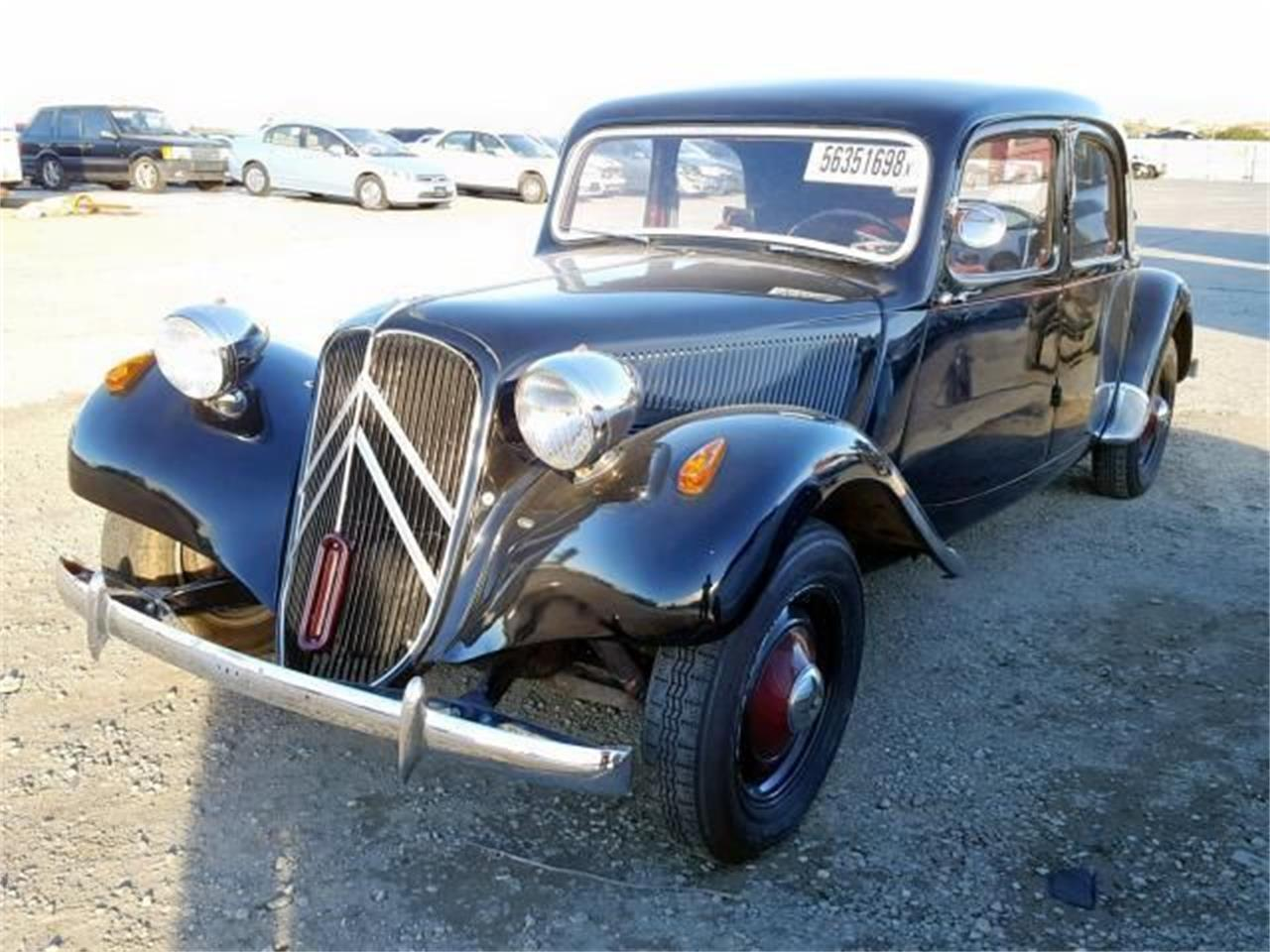 Large Picture of Classic '53 Citroen Traction Avant located in Michigan - $21,495.00 - PG8X