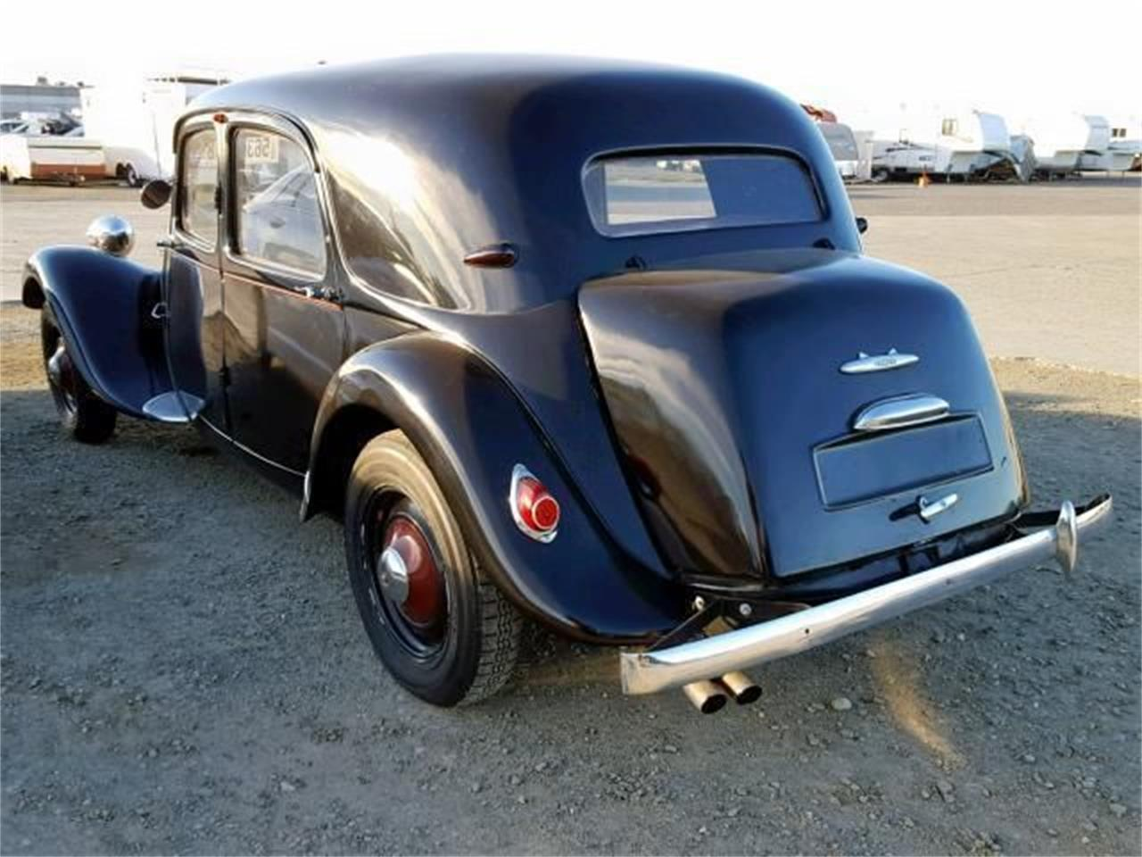 Large Picture of Classic 1953 Traction Avant Offered by Classic Car Deals - PG8X