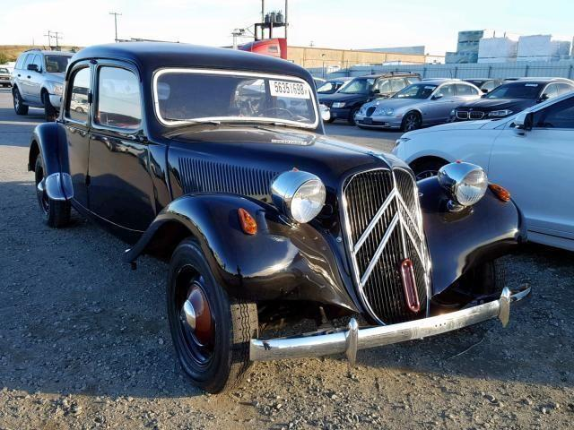 Picture of Classic 1953 Traction Avant - $21,495.00 - PG8X