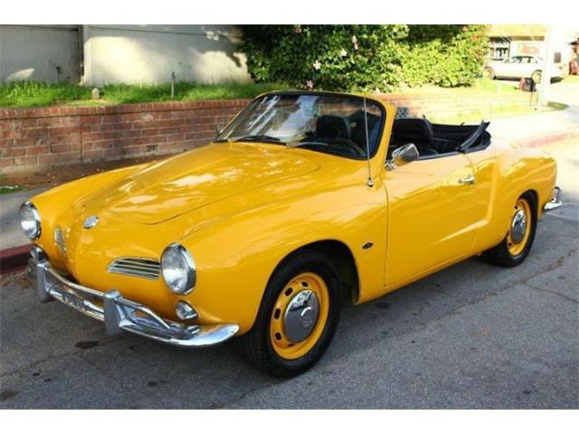 Picture of Classic '66 Volkswagen Karmann Ghia located in Cadillac Michigan - PG90