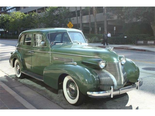 Picture of Classic '39 Sedan located in Cadillac Michigan - $34,995.00 Offered by  - PG96