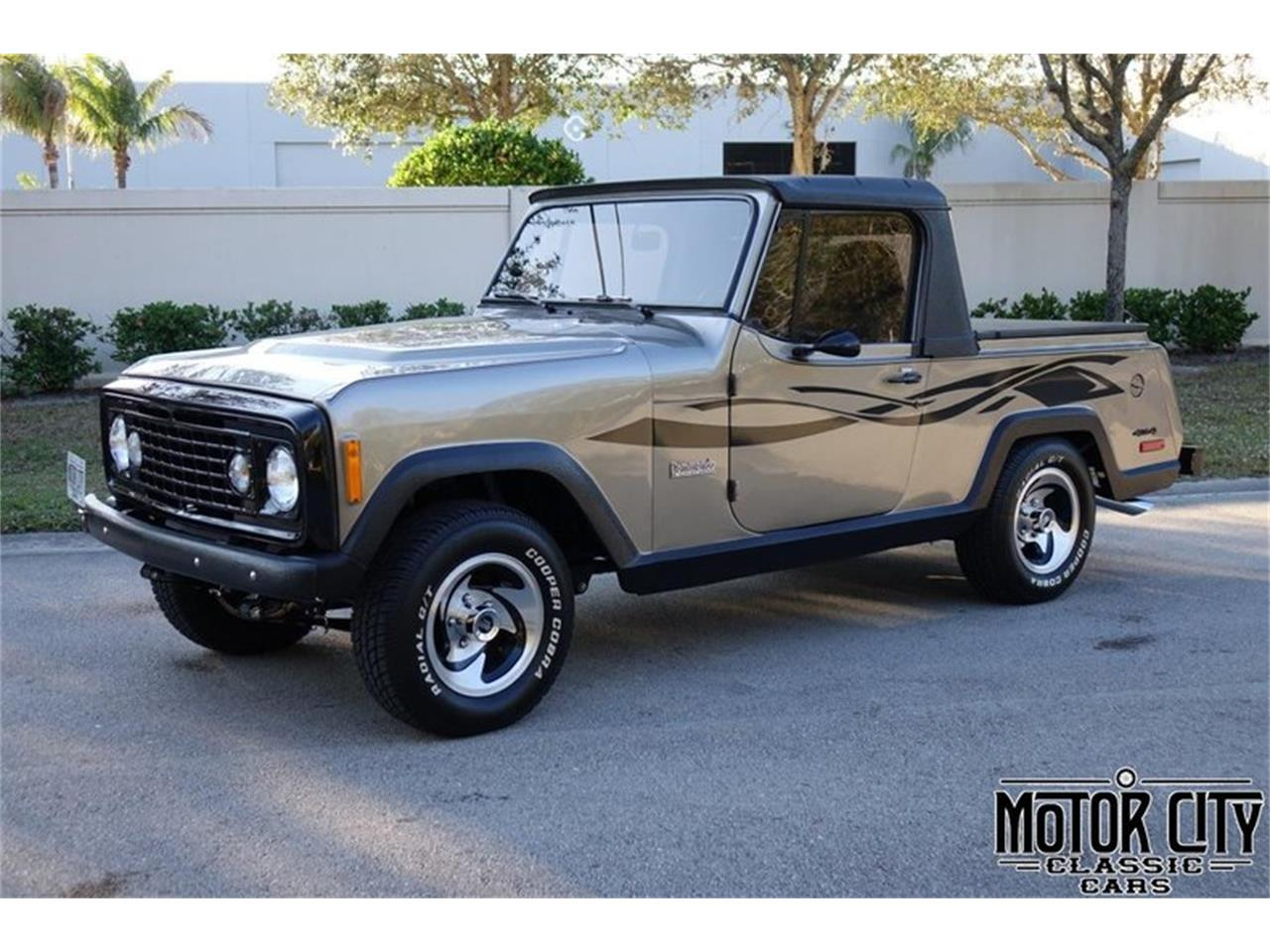 Large Picture of '73 Commando - $26,500.00 Offered by Motor City Classic Cars - PB2J