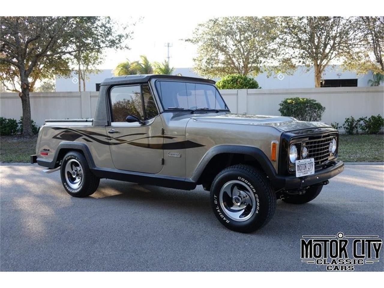 Large Picture of 1973 Jeep Commando located in Florida - PB2J