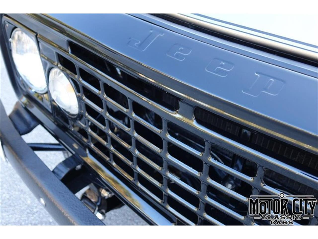 Large Picture of '73 Jeep Commando - $26,500.00 Offered by Motor City Classic Cars - PB2J