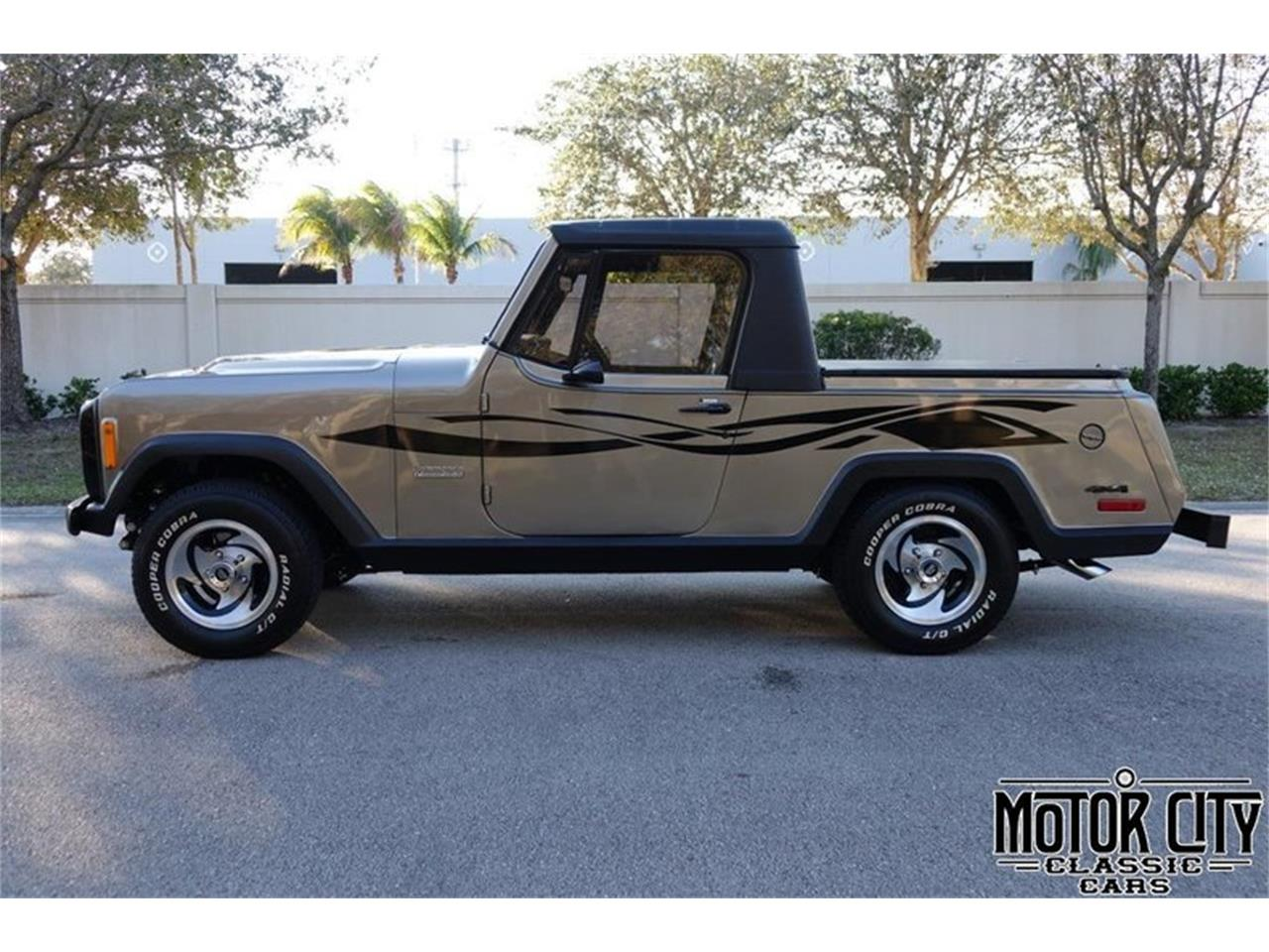 Large Picture of '73 Commando located in Vero Beach Florida Offered by Motor City Classic Cars - PB2J