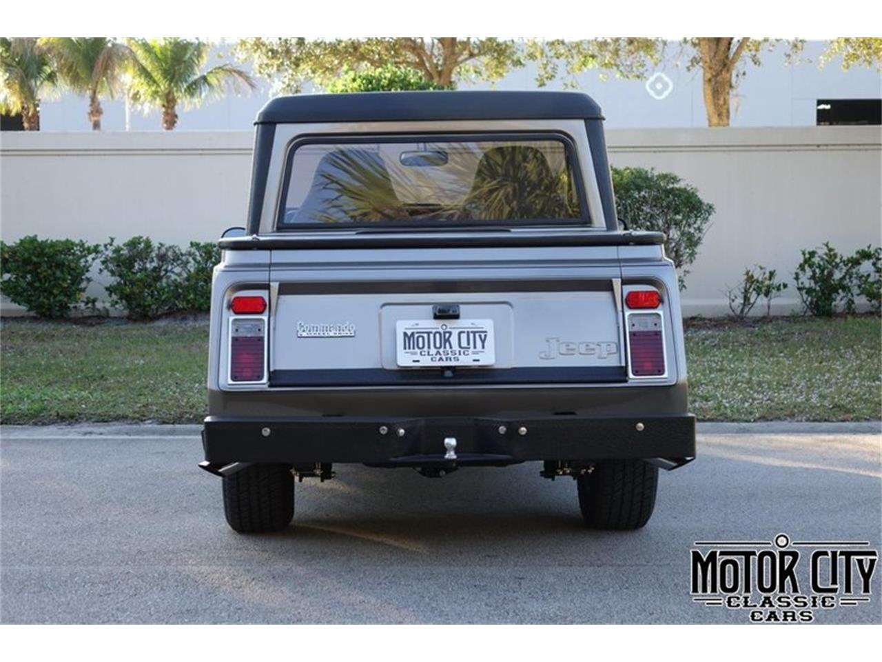 Large Picture of Classic 1973 Jeep Commando located in Vero Beach Florida Offered by Motor City Classic Cars - PB2J
