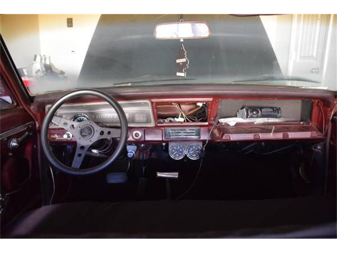 Large Picture of '67 Chevrolet Chevy II located in Cadillac Michigan - $7,995.00 Offered by Classic Car Deals - PG9I