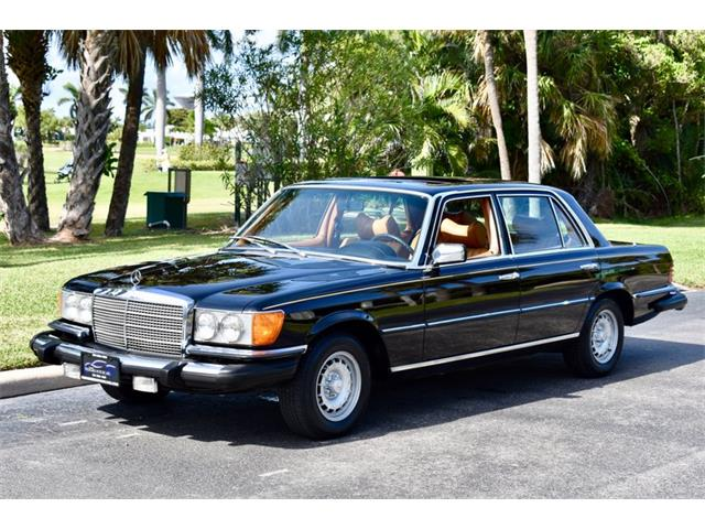 Picture of 1977 Mercedes-Benz 450SEL located in Florida Auction Vehicle Offered by  - PG9J