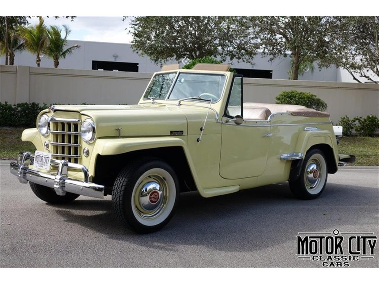 Large Picture of '50 Jeepster - PB2K
