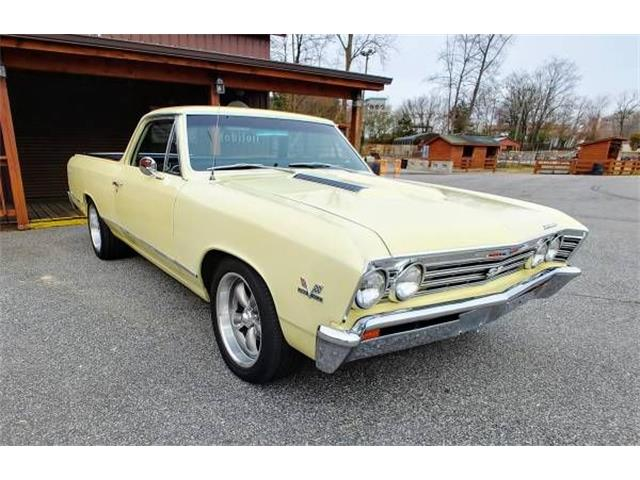 Picture of Classic 1967 Chevrolet El Camino located in Cadillac Michigan Offered by  - PG9L
