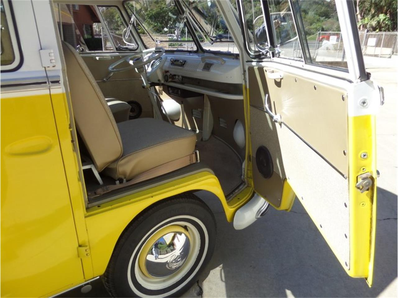 Large Picture of Classic 1966 Volkswagen Type 2 located in Laguna Beach California Offered by Laguna Classic Cars - PG9M