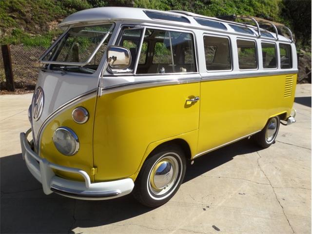 Picture of '66 Volkswagen Type 2 located in Laguna Beach California Offered by  - PG9M