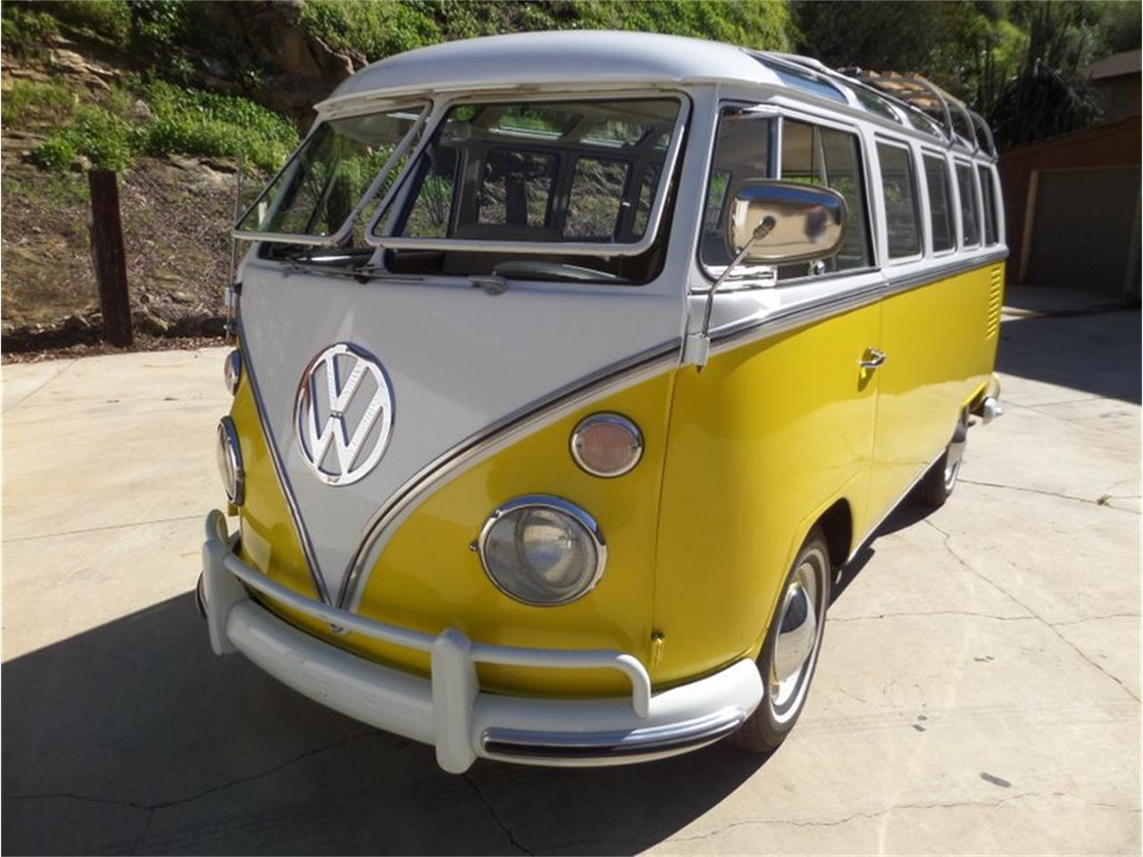Large Picture of '66 Volkswagen Type 2 located in California Offered by Laguna Classic Cars - PG9M