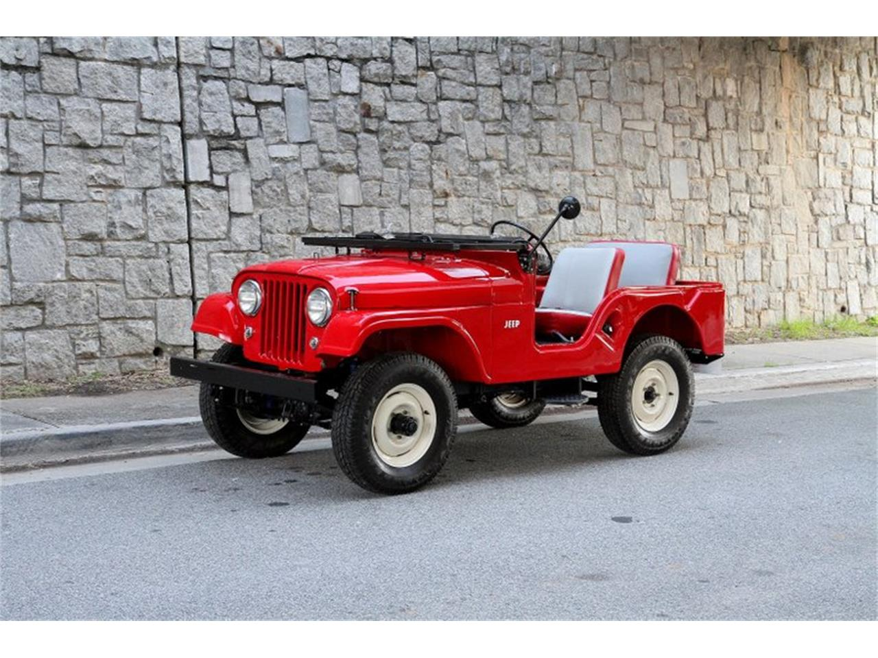 Large Picture of '59 Jeep - PG9O