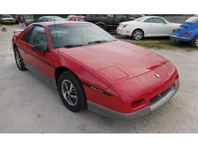 Picture of '85 Fiero - PG9U