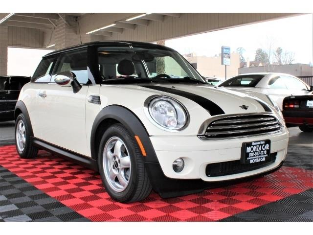 Picture of 2010 MINI Cooper located in Sherman Oaks California - PG9Y