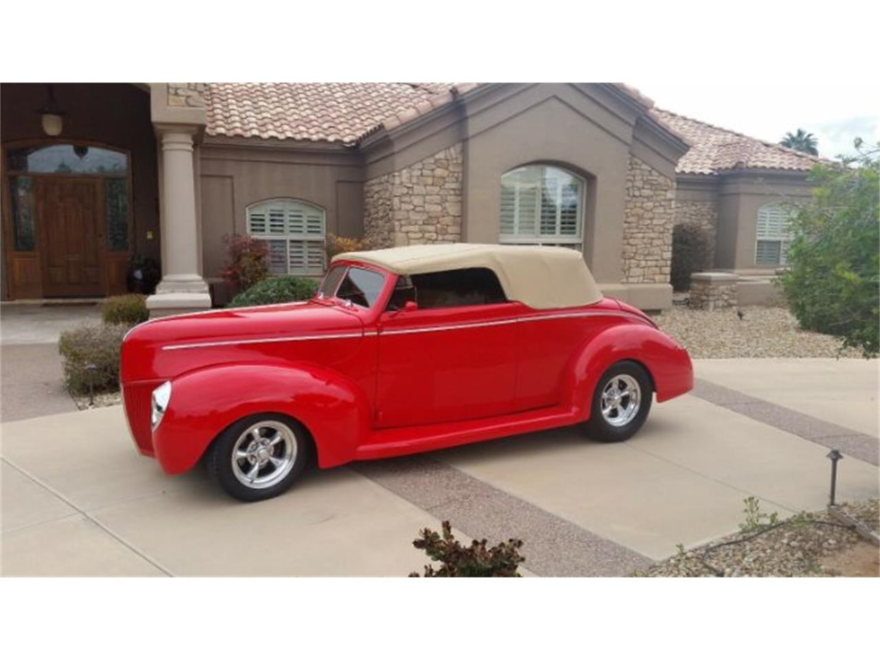 Large Picture of '40 Convertible - PGAP