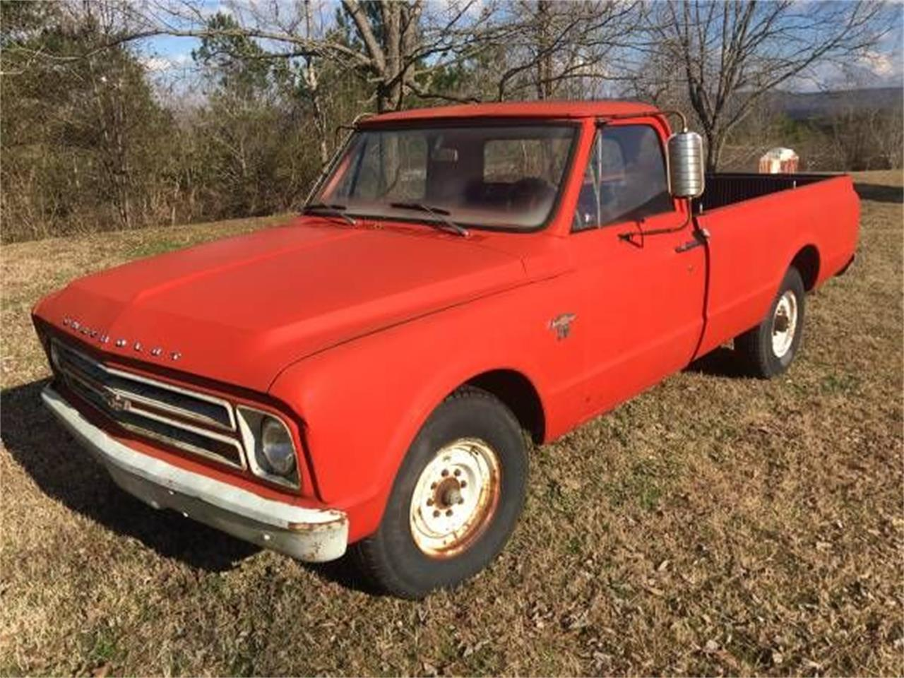 For Sale 1967 Chevrolet C20 In Cadillac Michigan