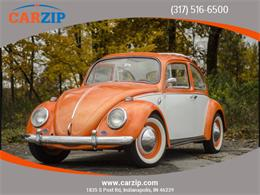 Picture of Classic 1965 Volkswagen Beetle located in Indianapolis Indiana - $15,000.00 Offered by CarZip - PGAV