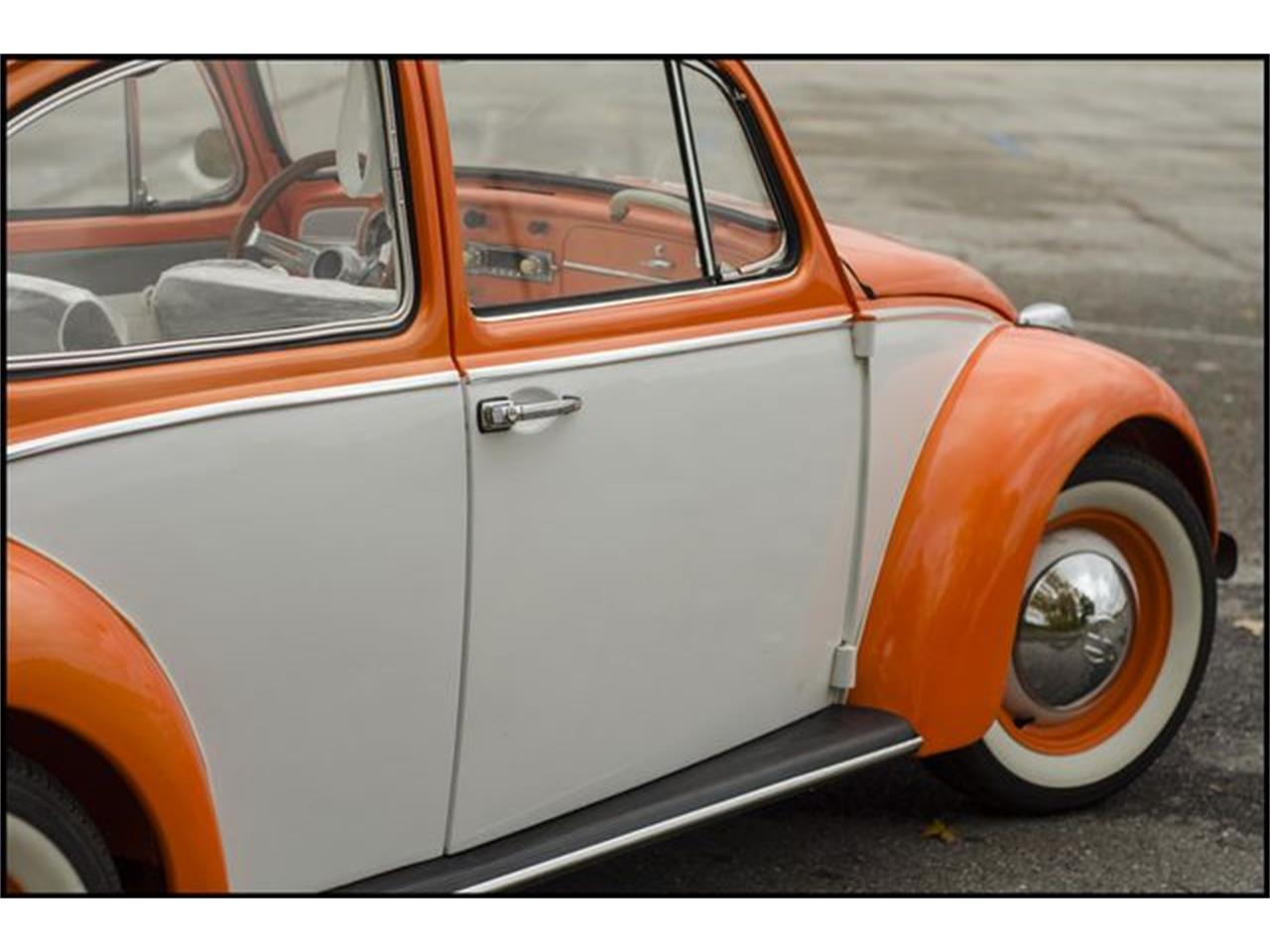 Large Picture of Classic 1965 Volkswagen Beetle located in Indiana Offered by CarZip - PGAV