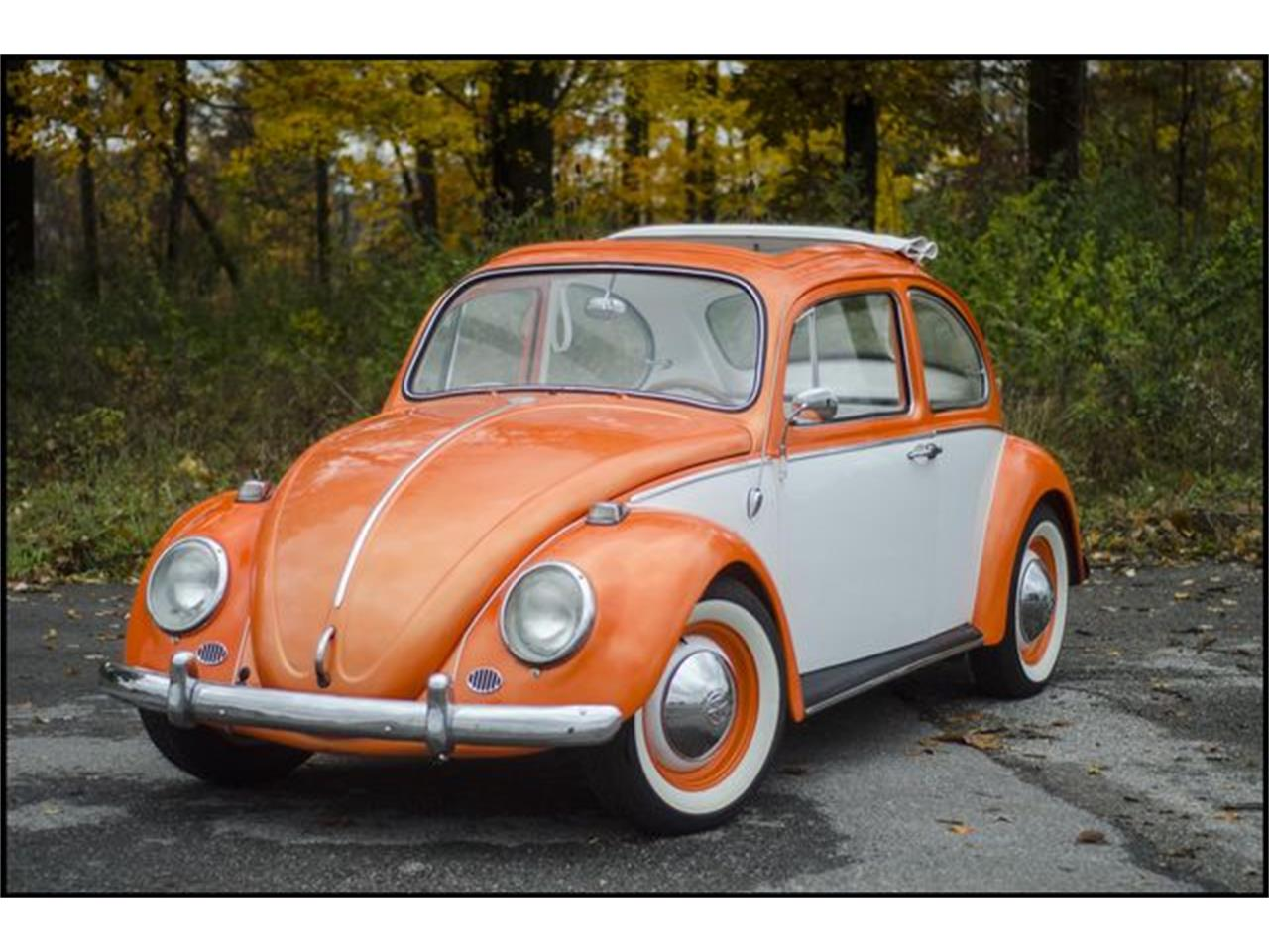 Large Picture of Classic 1965 Volkswagen Beetle located in Indiana - $15,000.00 Offered by CarZip - PGAV