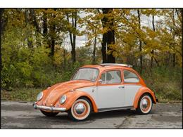 Picture of Classic 1965 Volkswagen Beetle Offered by CarZip - PGAV