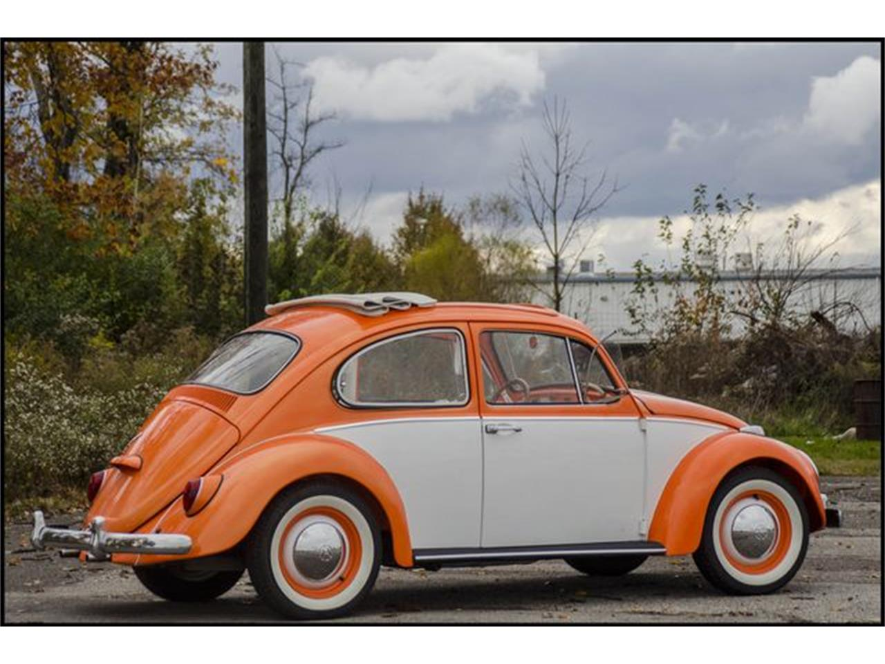 Large Picture of Classic 1965 Volkswagen Beetle - $15,000.00 Offered by CarZip - PGAV