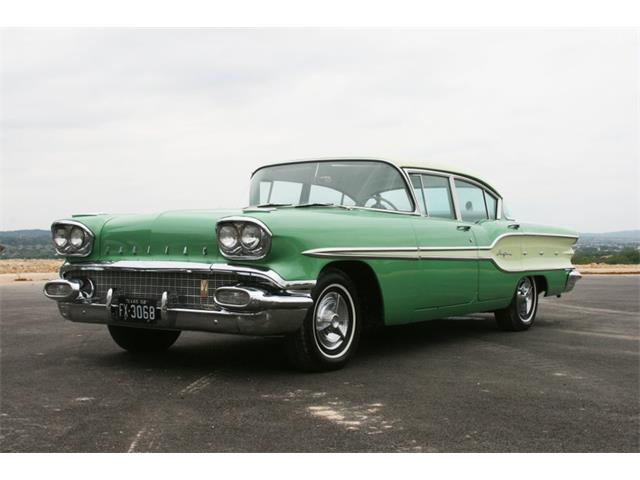 Picture of '58 Chieftain located in Waco Texas Offered by  - PGB8