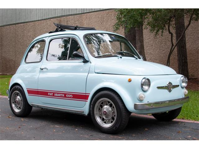 Picture of '70 Fiat Abarth located in Texas Auction Vehicle - PGBD