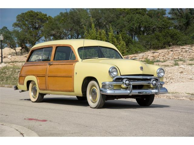 Picture of 1951 Country Squire located in Waco Texas Offered by  - PGBE