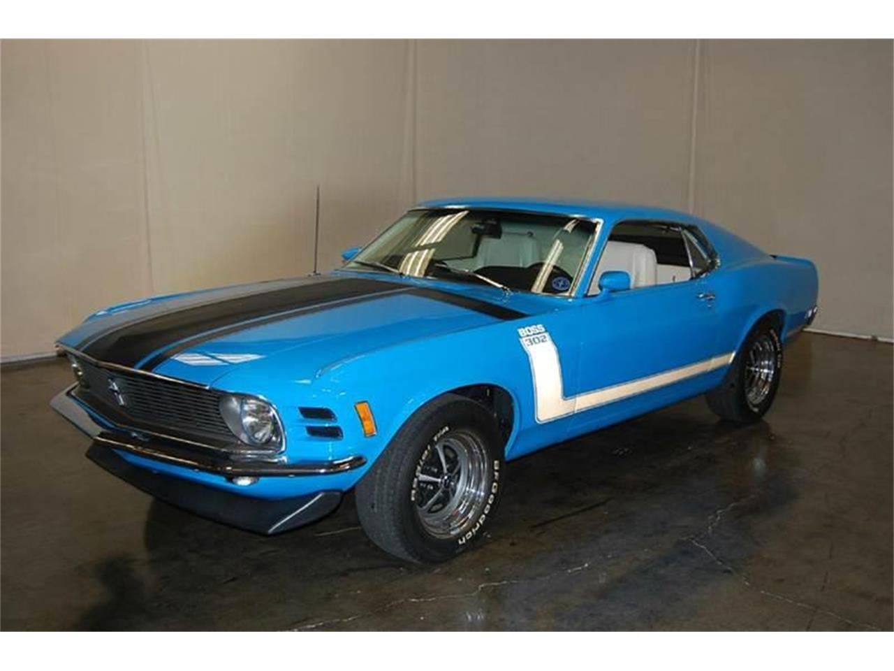 Large Picture of '70 Mustang - PGBR