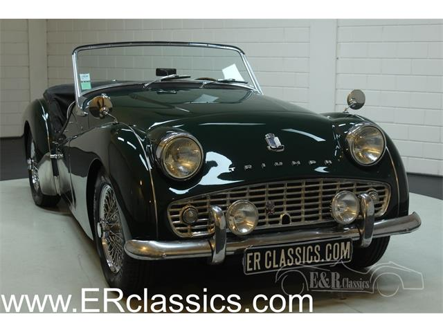Picture of Classic 1960 TR3A - PGC5