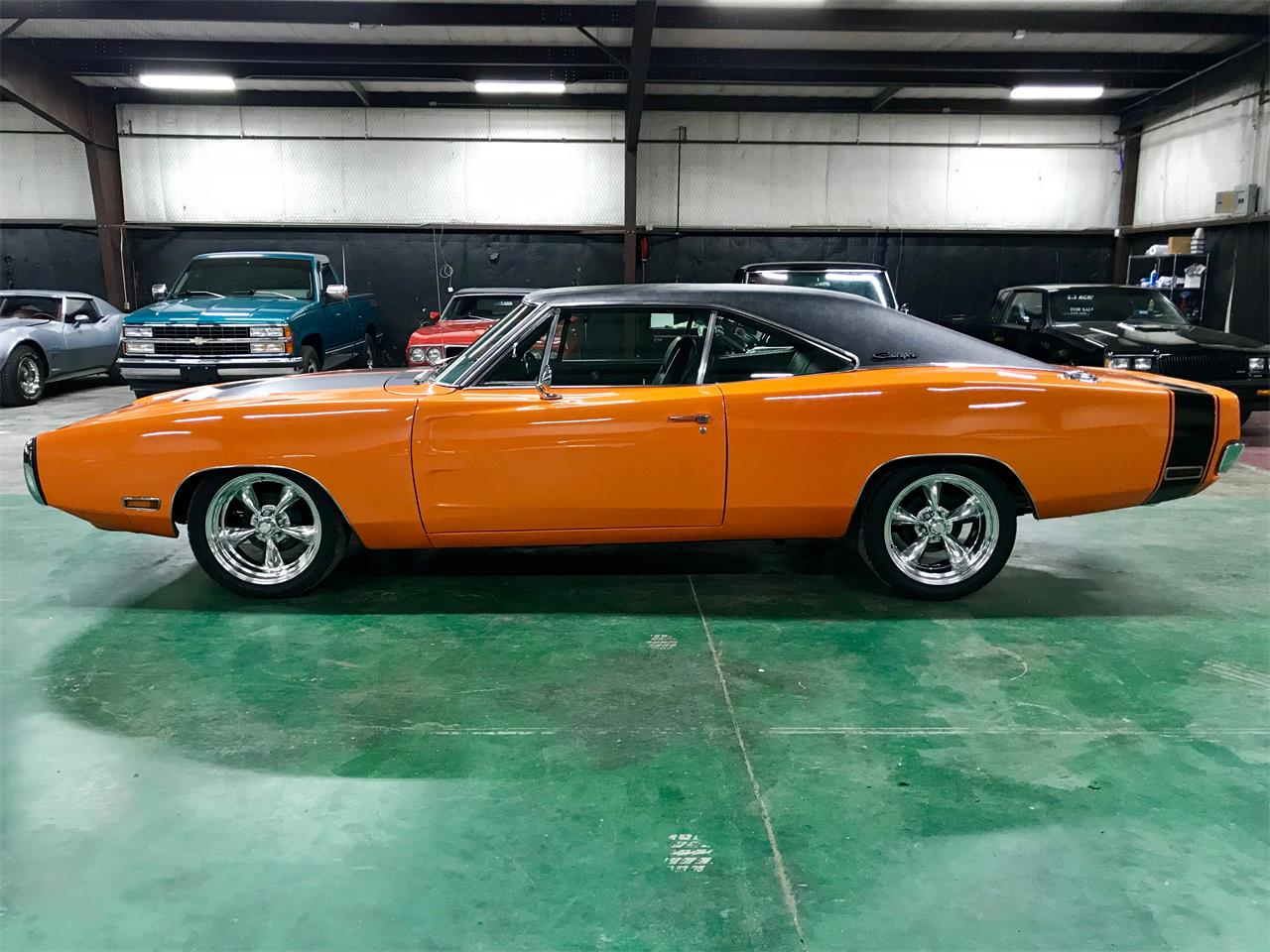 Large Picture of '70 Charger - PGCA
