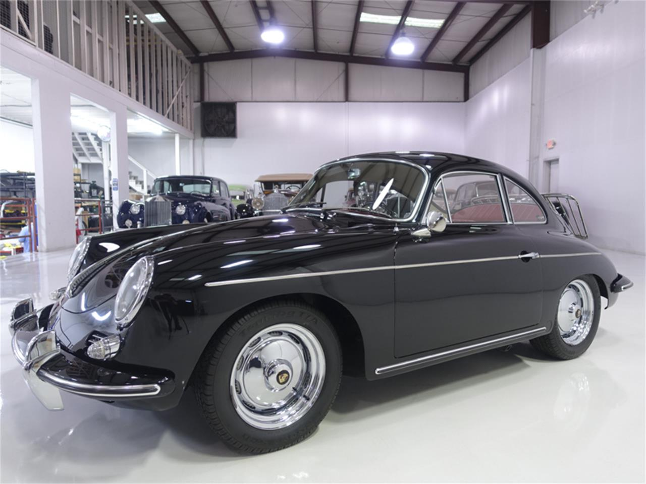 Large Picture of Classic '63 Porsche 356B located in Missouri Offered by Daniel Schmitt & Co. - PGEA