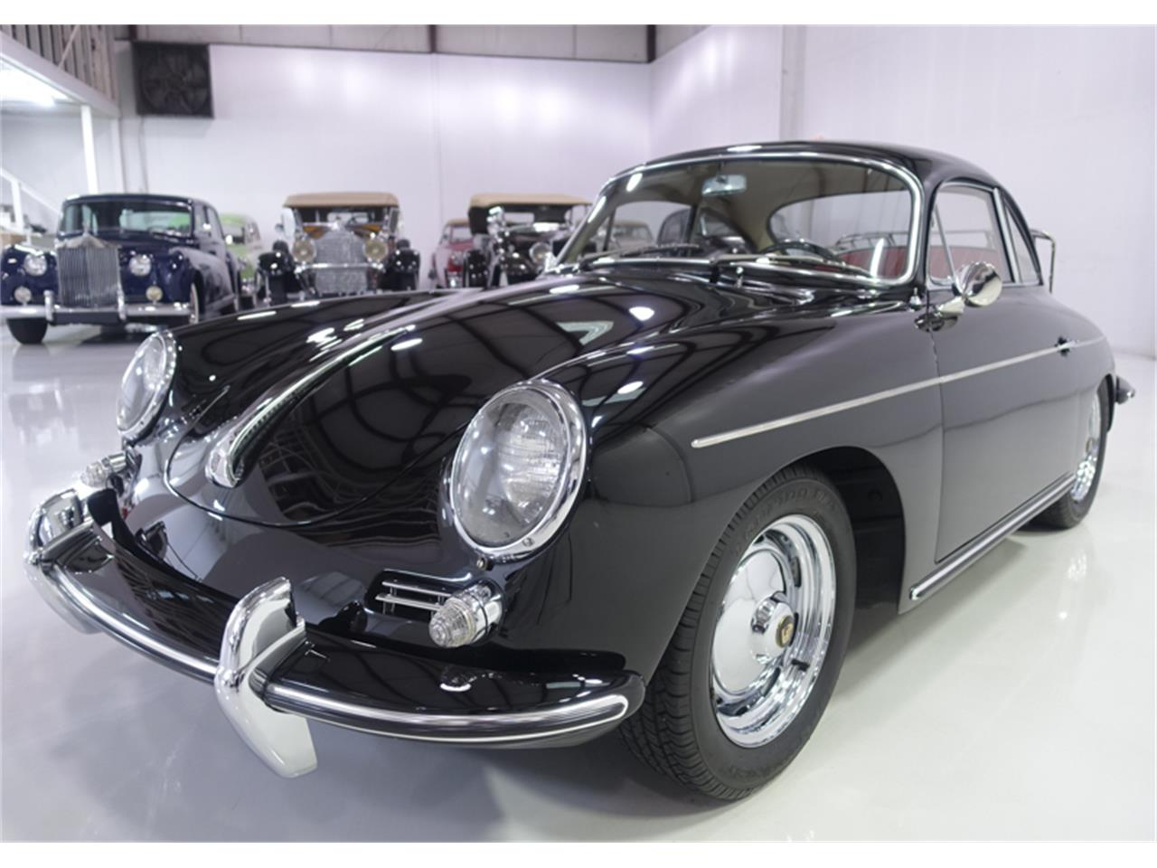 Large Picture of Classic '63 Porsche 356B located in St. Louis Missouri - $109,900.00 Offered by Daniel Schmitt & Co. - PGEA